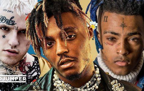 XXXTentacion, Juice Wrld, Lil Peep