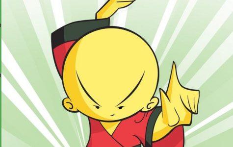 Obi, the main character in Xialon
