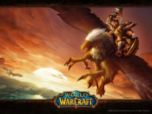 Adventures in World of Warcraft With Mrs. Perales!