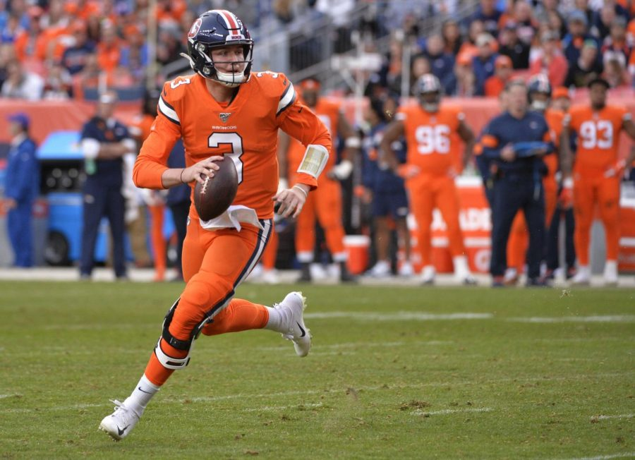 Are Denver Broncos fans overhyping Drew Lock?